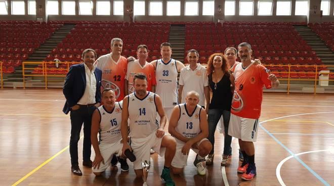 Alassio Cup Over 40 di Basket