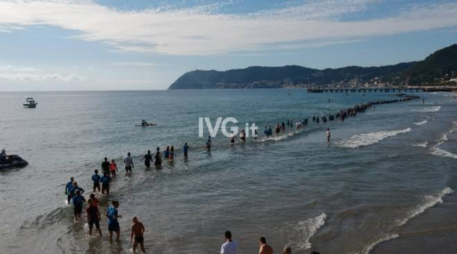 Alassio entra nel Guinness world of record
