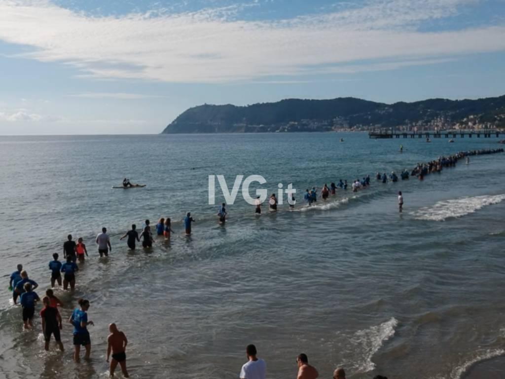 Alassio entra nel Guinness world of record