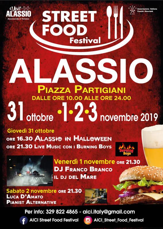 Alassio in Halloween 2019