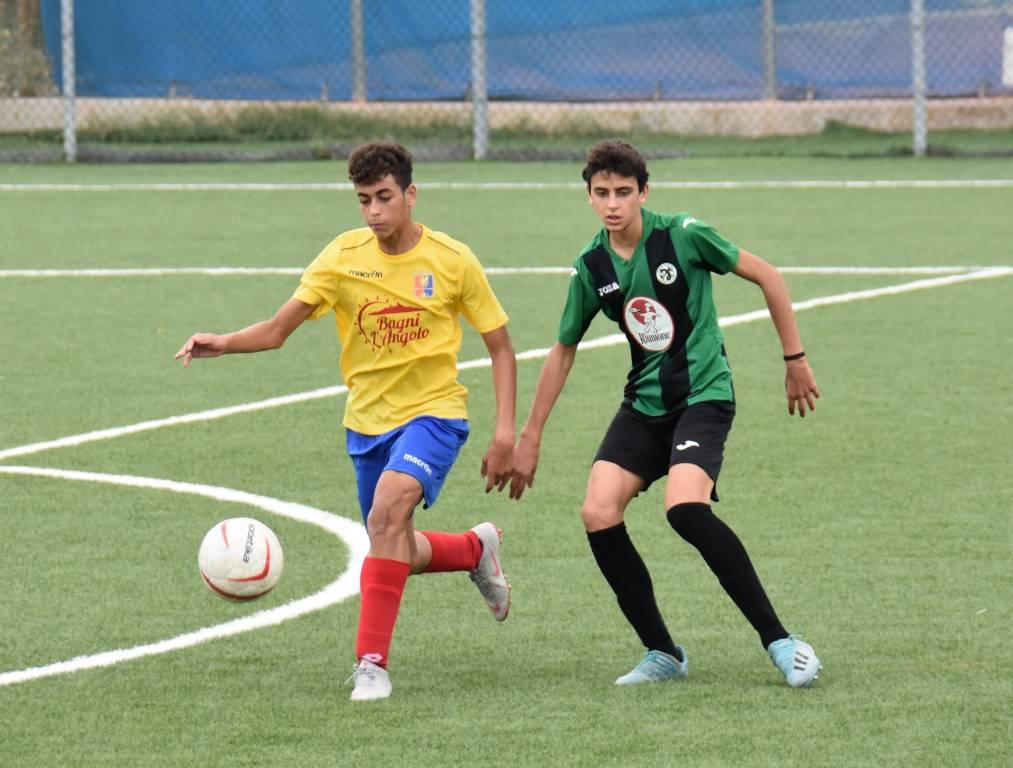 Allievi Under 16: Dianese e Golfo contro Angelo Baiardo