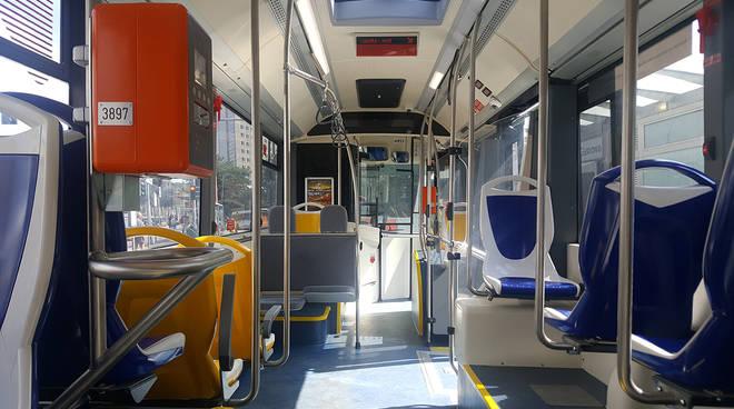 amt bus nuovi