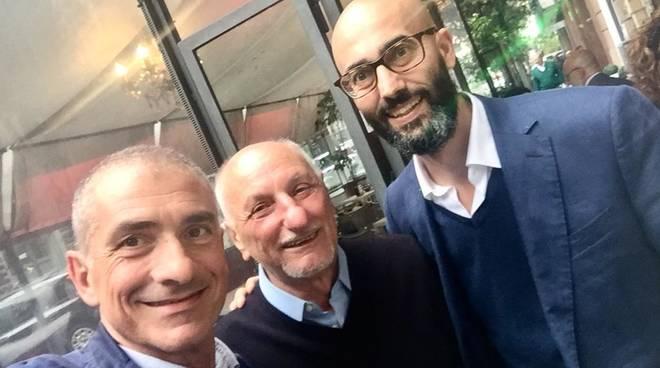 Andrea Costa Gabriele Pisani Sergio Colombo