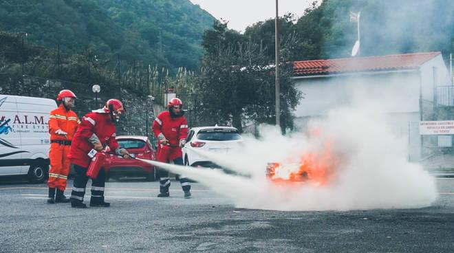 Antincendio, LuogoSicuro, corso di formazione