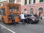 autobus a spinta