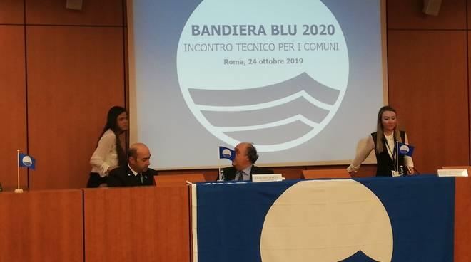 """Bandiera Blu 2020: a Roma l'incontro tecnico tra le amministrazioni locali e """"Fee"""""""