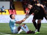 Benevento vs Virtus Entella