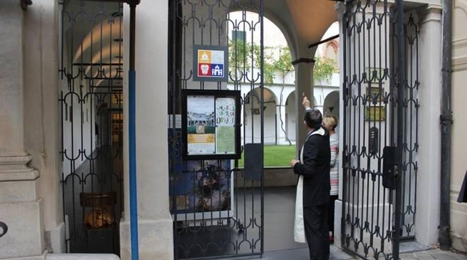 bookshop cappella sistina