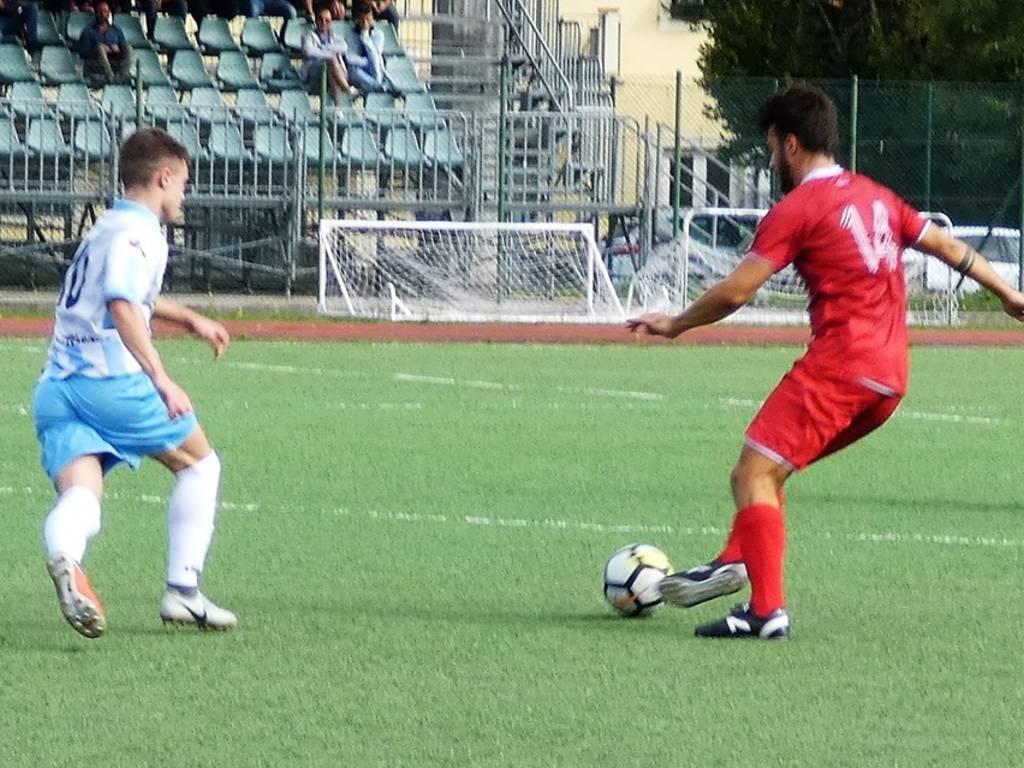 Calcio, Prima Categoria: Calvarese vs Riese