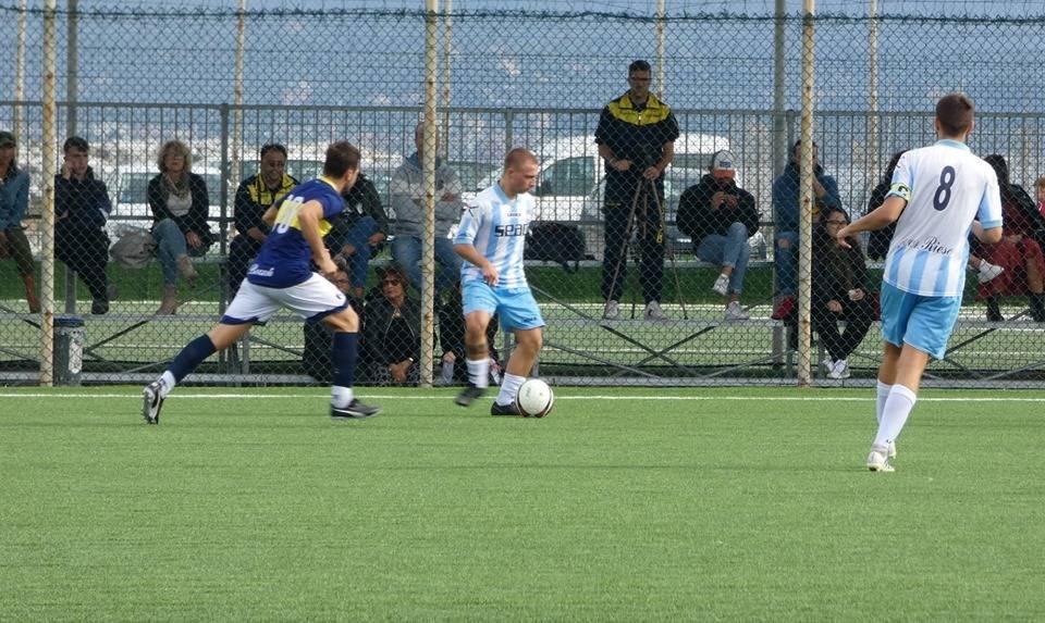 Calcio, Prima Categoria: Riese vs Borzoli