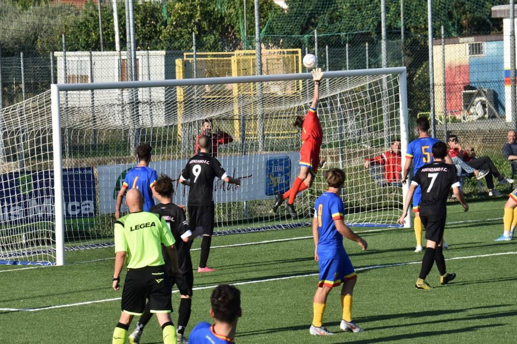 Calcio, Promozione: Dianese e Golfo contro Arenzano