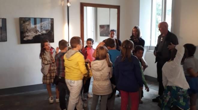 """Calice, le scuole primarie in visita al museo di """"Casa del console"""""""