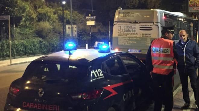 Carabinieri Alassio controlli