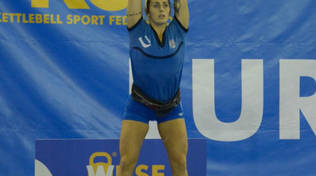 Europei di Kettlebel Lifting, a Uzghorod: due ORI: Daniela Messina e Alice Dorotea Corella