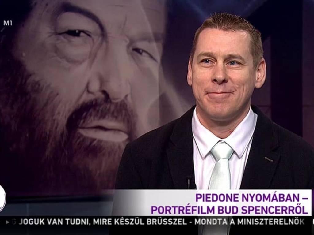 """Ducale, sabato 5 ottobre la proiezione della biografia di Bud Spencer \""""Sulle tracce di Piedone\"""""""