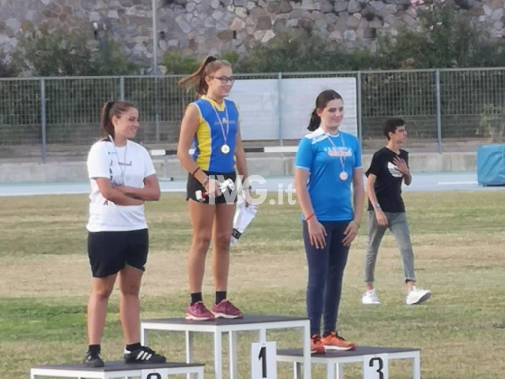 Atletica d\'oro per i ragazzi/e di Varazze
