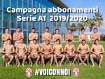 Pallanuoto: Campionato Pallanuoto Serie A 1 2019/2020 – Regular Season – Ha preso il via la Campagna Abbonamenti
