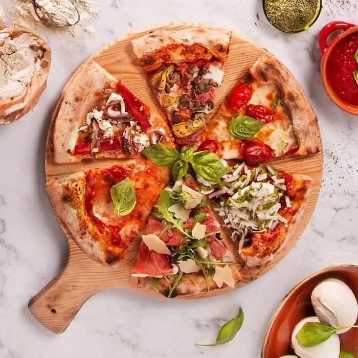 La nuova Pizza Eataly per il Gaslini