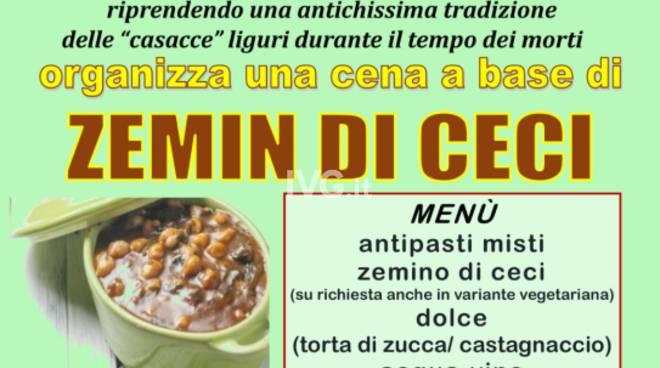 """Serata benefica Confraternita \""""dei Neri\"""" Pietra Ligure"""
