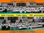 Keiko d'autunno, grande successo: un evento nuovo per il mondo dell'Aikido!