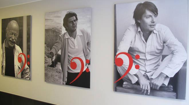 """Inaugurazione di """"Falegname di parole- La mostra""""-  con Luigi Viva l\'omaggio a Fabrizio De Andrè"""