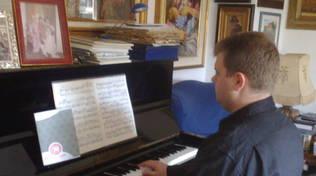 """Rassegna \""""Hai diritto alla musica\""""- Concerto voce e pianforte di Stefano Velluti"""