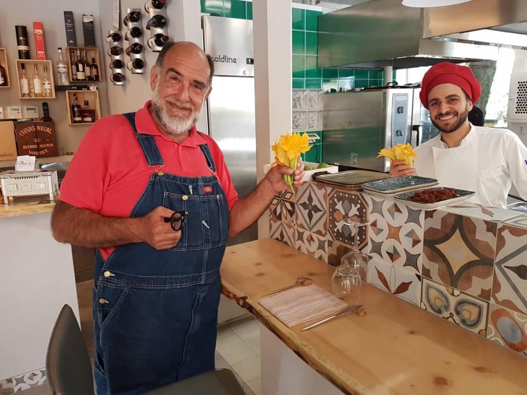 Chef Giorgione Albenga