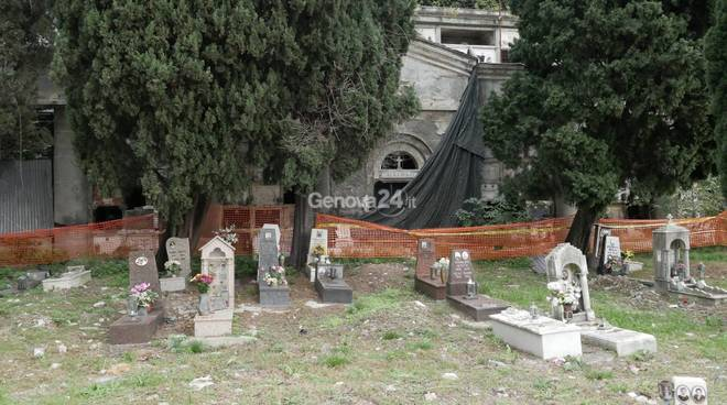 cimitero castagna