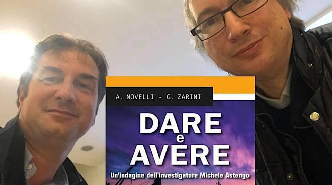 """""""Dare e avere"""" libro Andrea Novelli e Gianpaolo Zarini"""