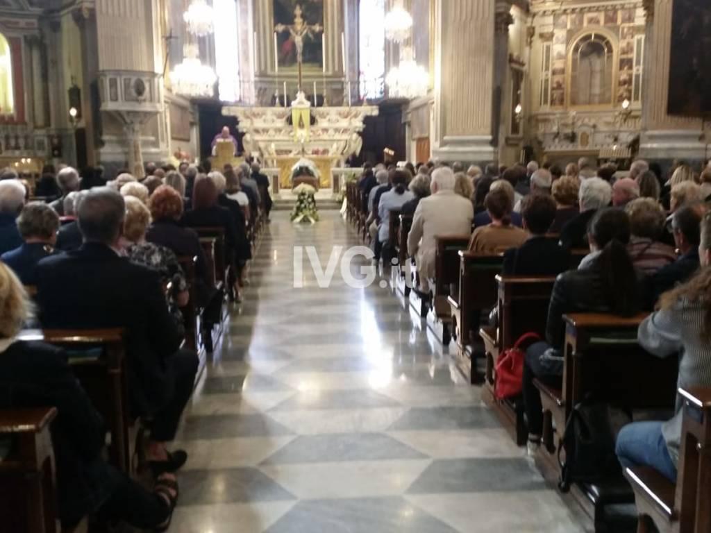funerale franca roveraro cappelluto
