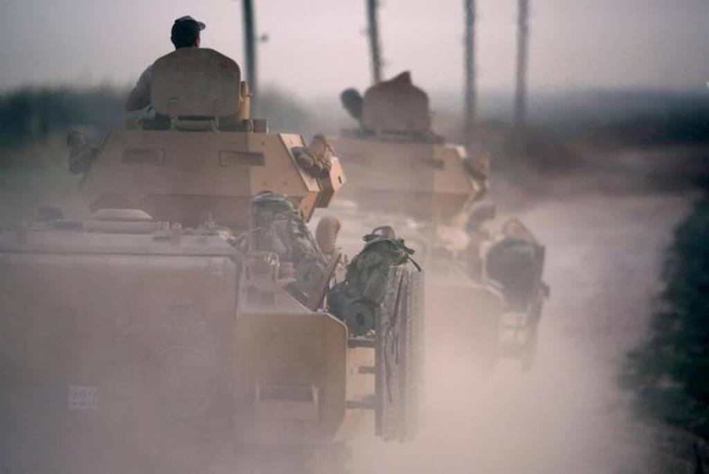 Guerra Siria Turchia