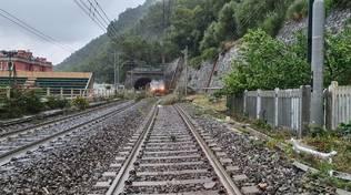 Allerta meteo 15 ottobre ferrovie