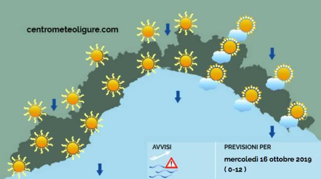 Fine settimana da mare, da lunedì 21 temperature ancora più su