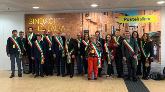 Poste Italiane Sindaci Italia 2019