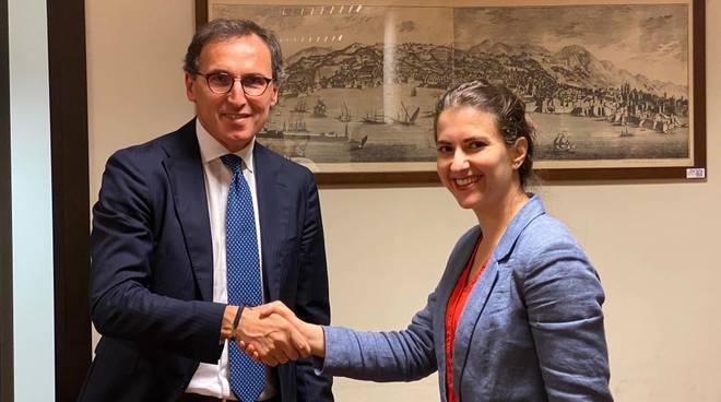 Francesco Boccia incontra M5S