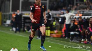 Calciomercato Genoa Arriva Bjarnason Pinamonti Ai Saluti Genova 24
