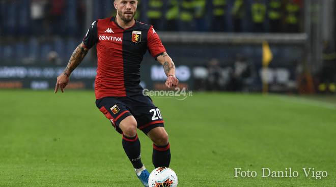 Genoa Vs Brescia