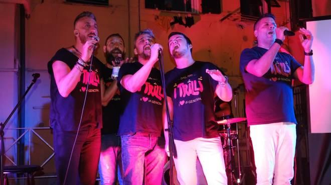 I Trilli gruppo folk dialettale