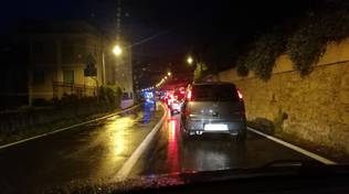 incidente Alassio notte Aurelia