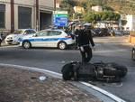 Incidente corso Ricci Savona