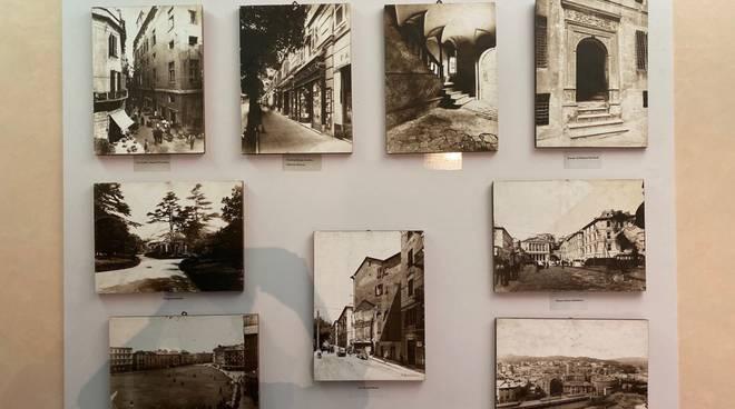 La Savona del Novecento nelle foto dell'Archivio Brilla