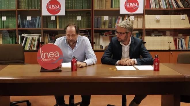 """""""Linea condivisa"""": i consiglieri regionali Pastorino e Battistini lanciano un nuovo gruppo consiliare"""