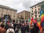 manifestazione curdi savona