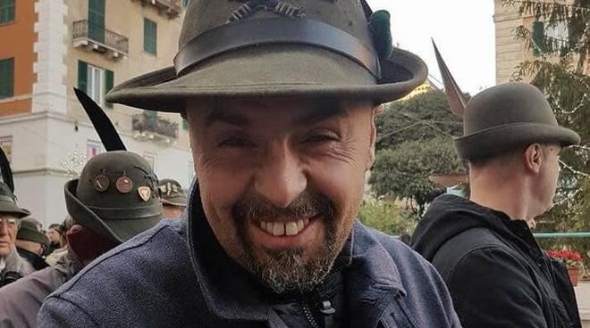 Maurizio Scaramuzza alpino