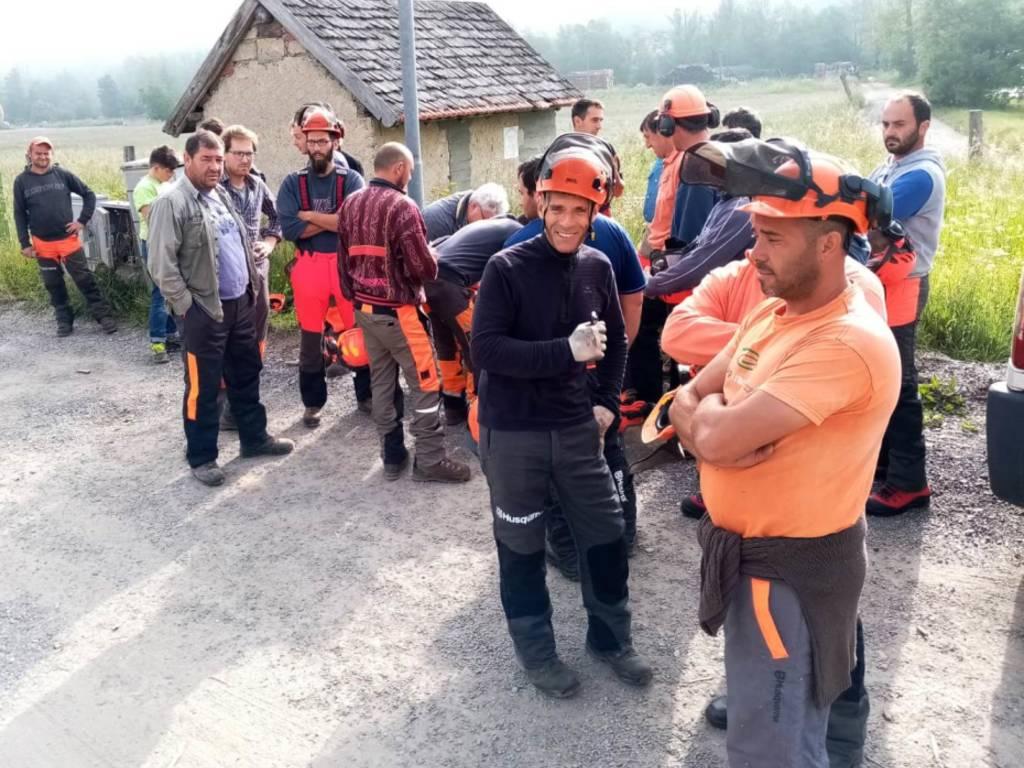 operatori forestali