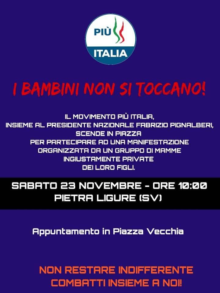 """Pietra Ligure, """"I bambini non si toccano"""": stasera il caso approda su Italia 1"""