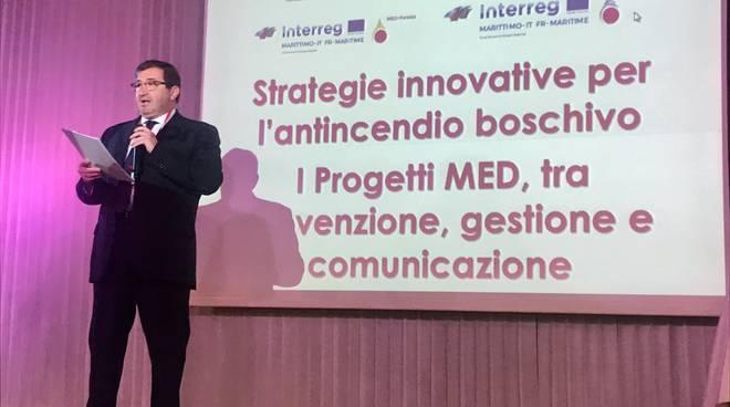 "Progetti antincendio boschivo, ANCI Liguria: ""Sindaci sempre in prima linea in caso di emergenze"""