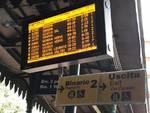 ritardo treni allerta