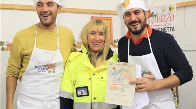 """Roccavignale si aggiudica il titolo di """"Master Zucca Chef"""""""