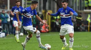 Sampdoria Vs Roma